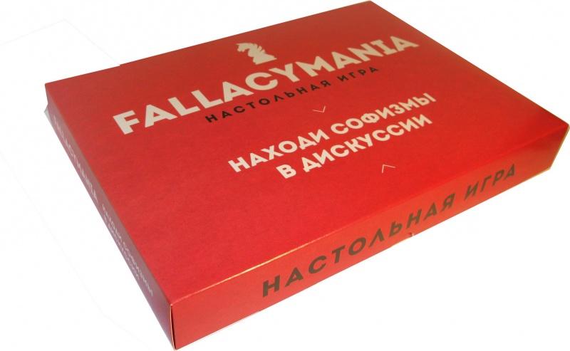 Fallacymania — игра про софизмы