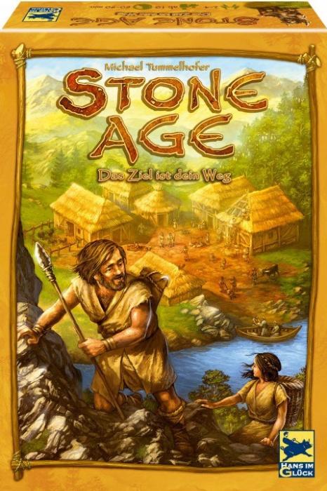Игра Stone Age (100 000 лет до нашей эры)
