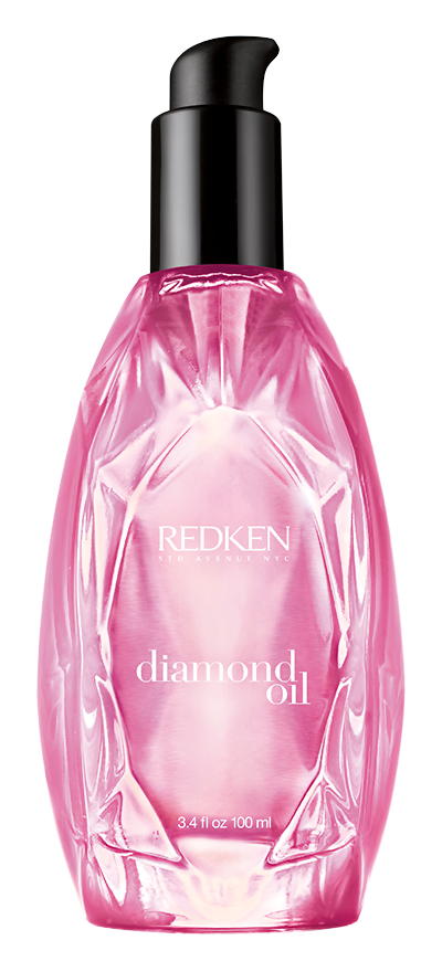 Масло Diamond Oil Glow Dry REDKEN