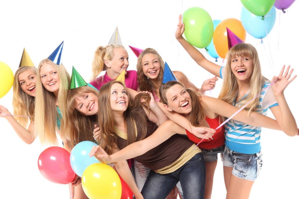 Фото день рождения девушки прикольные, картинки